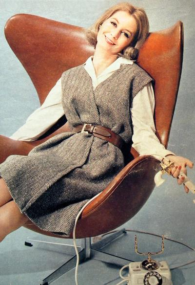 Egg Chair 1958